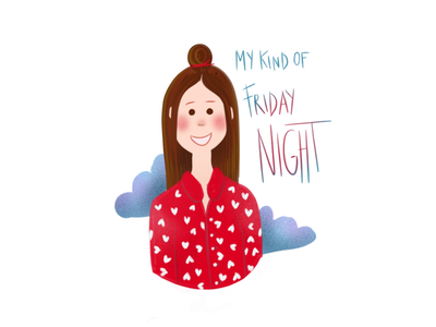 My Kind of Friday Night