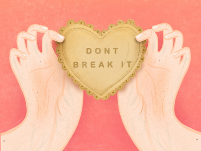 """Don't Break It"" Cookie"