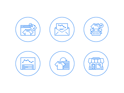 Pricehare Site Icons saving store trash report buy email track money icons