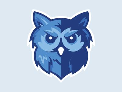 Owl Avatar avatar mascot esports