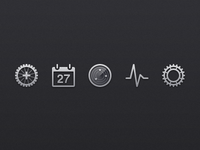 Riderecon Icons Finalised
