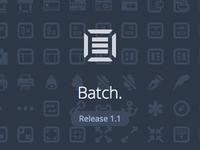 Batch 1.1