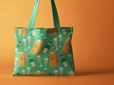 Out to Brunch Bag - Product Concept