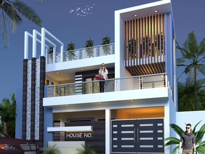 Duplex house at Mumbai - financial capital of India