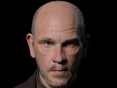John Malkovich Realistic Likeness 3D Rendering 3d rendering cg realistic 3d 3d render renders 3d artist 3d art renderhub bilfrok