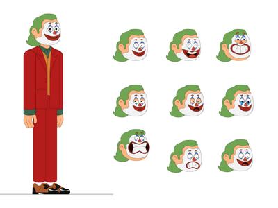 rig joker charcter