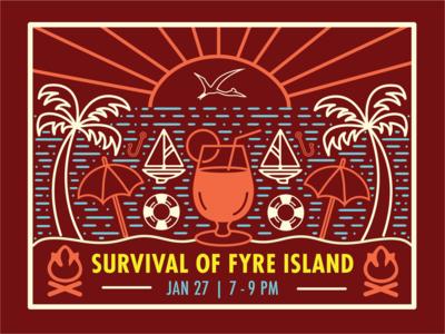 Survival of Fyre Island