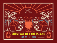 Survival of Fyre Island