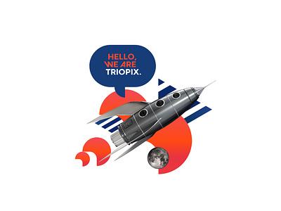 Triopix Creative Studio keyart keyart mihály molnár triopix branding graphic design
