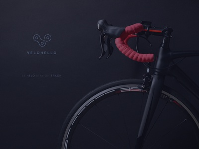 Velohello app design