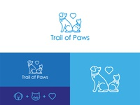 Trail of Paws