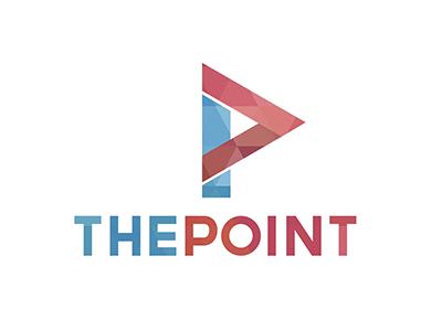 The point logo 2 dribbble