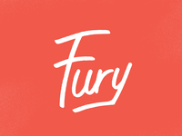 Different direction for Fury Logo