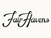 Hand-lettering logo attempt