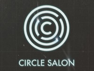 Circle Salon 80's remix 80s tron outrun