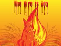 Fox on fire cartoonnetwork vector illustration vector illustrator illustrations illustration art illustration digital painting digital illustration digitalart