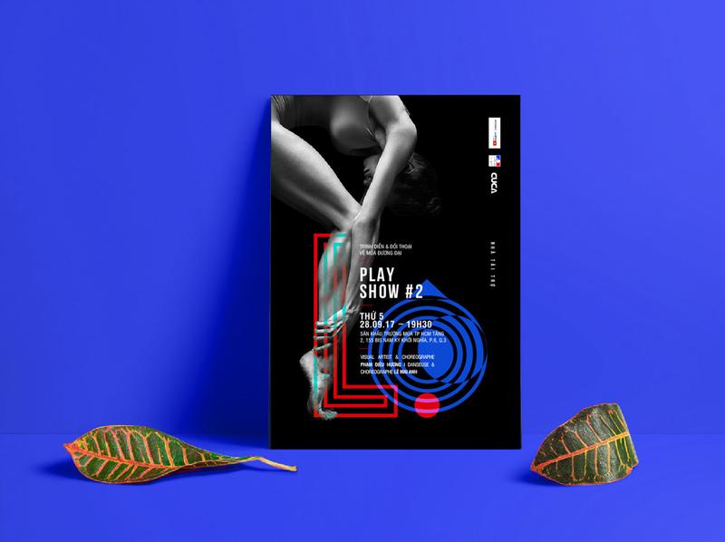 Event Contemporary Dance | Poster