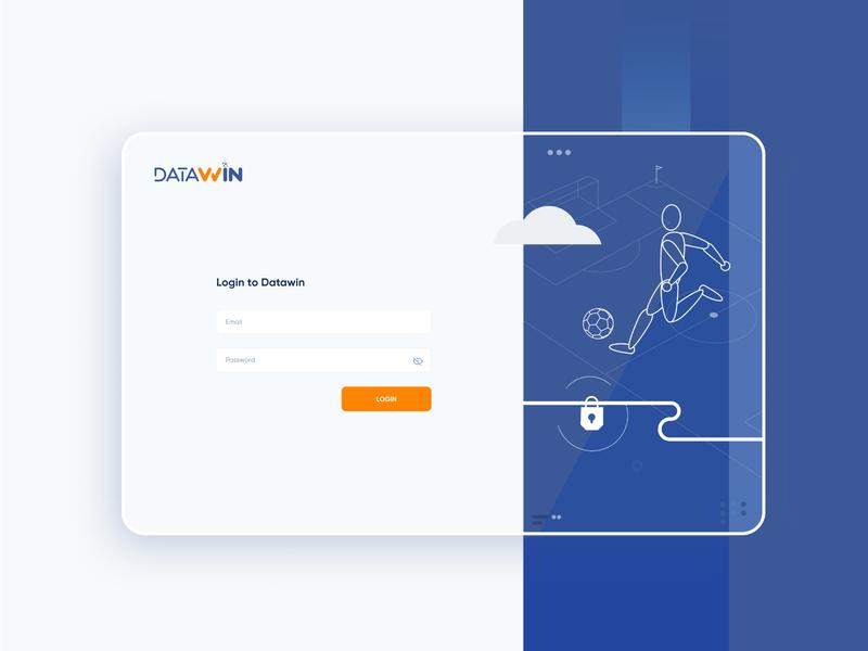 Datawin | Dashboard Login