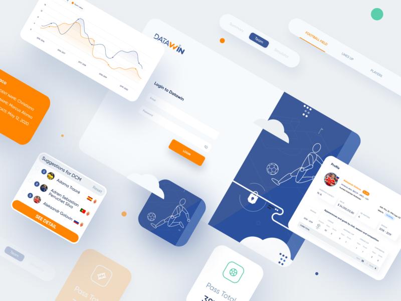 Datawin | Dashboard