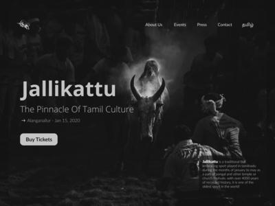 Culture Design Challenge - Tamil - Jallikattu - updated