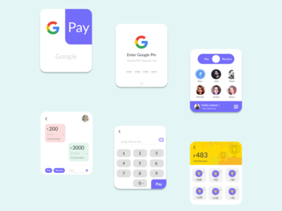 Google Pay - GPay - Watch App