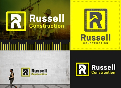 Russell Construction Logo