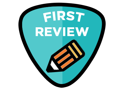 First Review Badge badge review patch