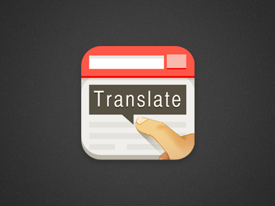Icon Touchslate icon app translate browser ios touch