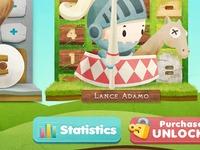 Adamo UI preview