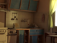 Croatia Kitchen