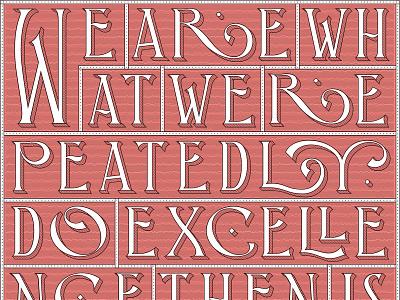 Letterpress calendar 2021 typedesign etching poster print letterpress type design typography lettering