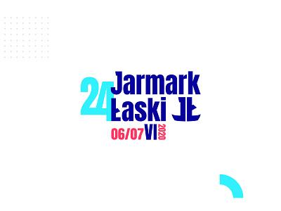 24. Jarmark Łaski // Brand Design design logo branding
