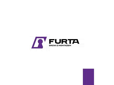 Branding  .  Furta visual identity design logo branding