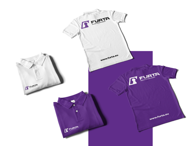 Branding  .  Furta visual identity icon vector typography branding logo