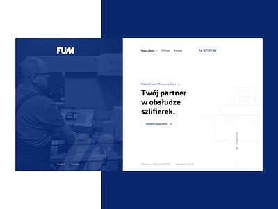 FUM  .  Design & Web Development webapp design webapp website design web ux ui website webdevelopment webdesign design