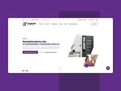 Furta. Web Design & Development logo web ux ui website design website webdevelopment webdesign