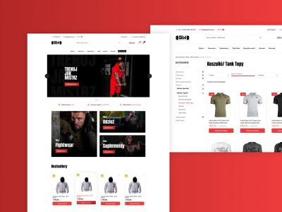 Gym Wear. Web Design & Development. web webapp website design ux ui design website ecommerce design ecommerce webdevelopment webdesign