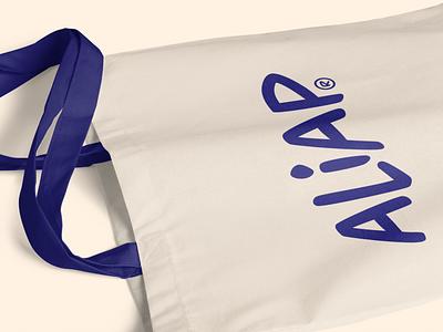 Aliap. Branding. graphic design branding logo