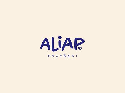 Aliap. Branding. design logo branding