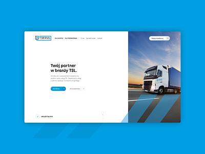DP Trans   Web Design   Web Development website design web ui ux design website webdevelopment webdesign