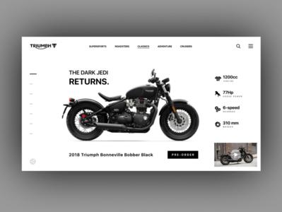 Triumph Motorcycles Concept