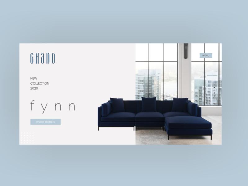 Furniture store app/ Ghado furniture store furniture app logo icons product design design app ux design ui design