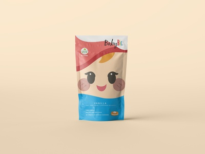 BabyBic packet design
