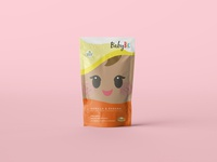 BabyBic packaging design