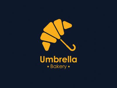 Umbrella Bakery brand identity brand design vector logo design illustrator illustration logobranding logo design branding