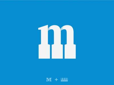 M Piano brand identity brand design vector logo design illustrator illustration logobranding logo design branding
