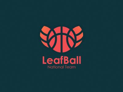 LeafBall Logo