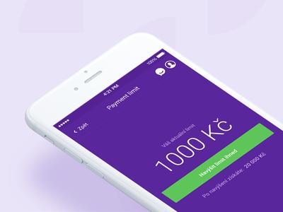 Twisto mobile app