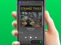Instagram and Spotify integration