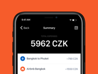 Travell expenses app